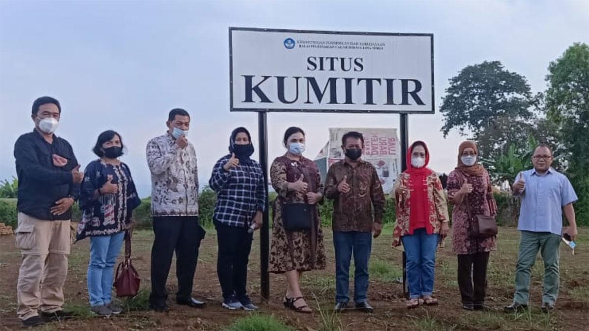 Untari Dorong Cagar Budaya Majapahit Diperdakan